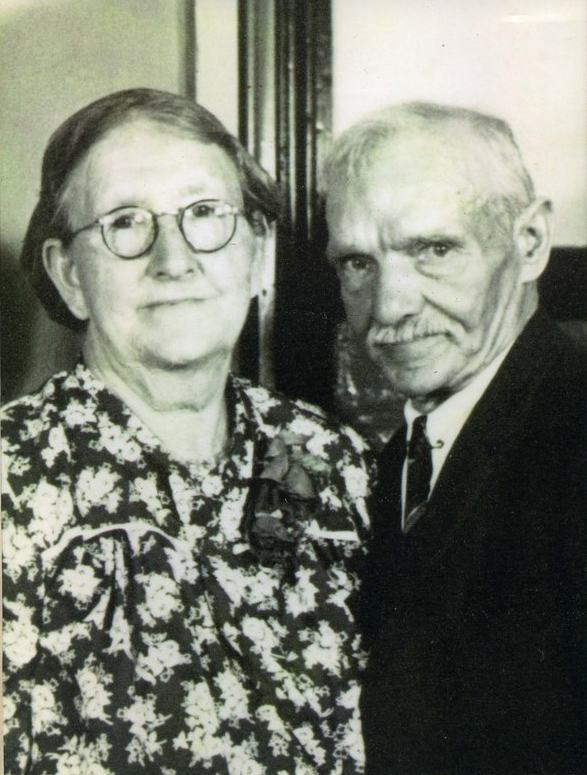 Elizabeth and Albert Pallett