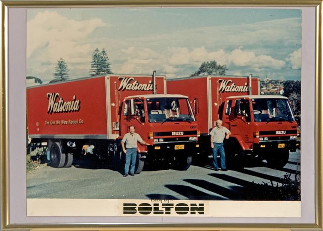 Watsonia Trucks
