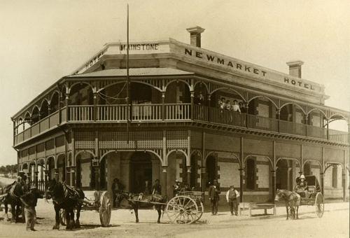 Newmarket Hotel, Hamilton Hill