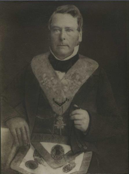 Charles Alexander Manning, 1858
