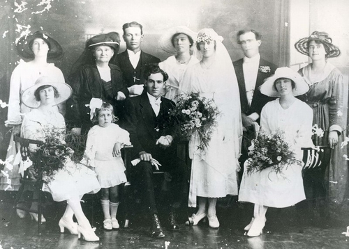Wedding of Elizabeth Brooks and Charles De San Miguel