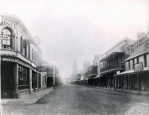 High Street, Fremantle, c1890