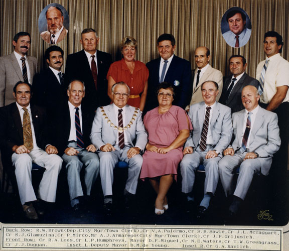 City of Cockburn Councillors