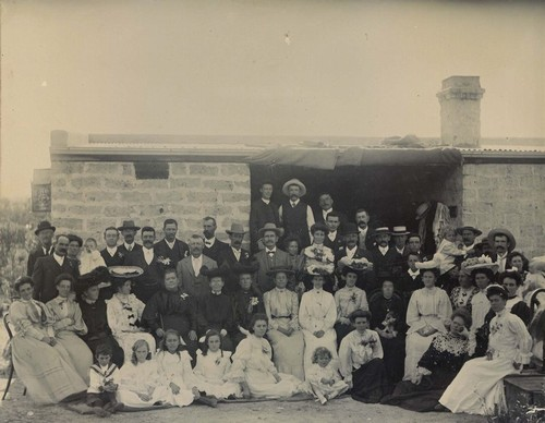 Children's party at Bibra Lake from Pearce Collection