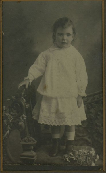 A child from Pearce Family