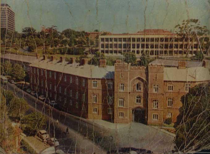 Perth Barracks