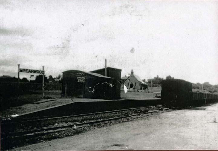 Railway Station Spearwood