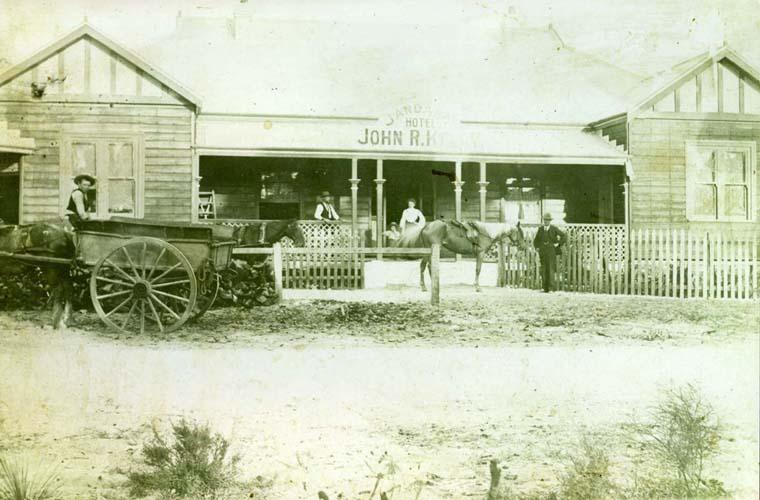 Jandakot Hotel c1903