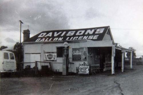 Davison's store, Jandakot, c1968
