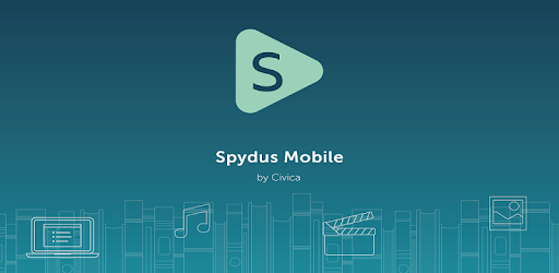 Spydus mobile library app